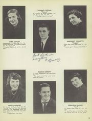 Page 17, 1954 Edition, St Francis De Sales High School - Fransalian Yearbook (Denver, CO) online yearbook collection
