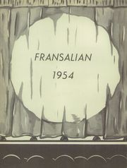 Page 6, 1954 Edition, St Francis De Sales High School - Fransalian Yearbook (Denver, CO) online yearbook collection