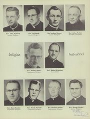 Page 11, 1955 Edition, St Francis De Sales High School - Fransalian Yearbook (Denver, CO) online yearbook collection