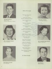Page 12, 1955 Edition, St Francis De Sales High School - Fransalian Yearbook (Denver, CO) online yearbook collection