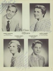 Page 15, 1955 Edition, St Francis De Sales High School - Fransalian Yearbook (Denver, CO) online yearbook collection