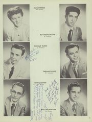 Page 17, 1955 Edition, St Francis De Sales High School - Fransalian Yearbook (Denver, CO) online yearbook collection