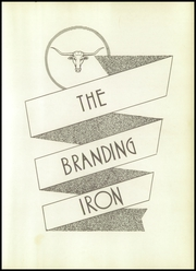 Page 7, 1950 Edition, Springfield High School - Branding Iron Yearbook (Springfield, CO) online yearbook collection