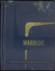 1965 Edition, Antonito High School - Warrior (Antonito, CO)
