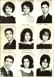 Page 12, 1965 Edition, Antonito High School - Warrior (Antonito, CO) online yearbook collection