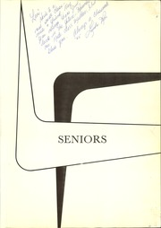 Page 9, 1965 Edition, Antonito High School - Warrior (Antonito, CO) online yearbook collection
