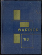 1966 Edition, Antonito High School - Warrior (Antonito, CO)
