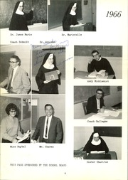 Antonito High School - Warrior (Antonito, CO) online yearbook collection, 1966 Edition, Page 10