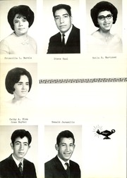 Page 16, 1966 Edition, Antonito High School - Warrior (Antonito, CO) online yearbook collection