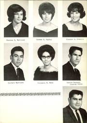 Page 19, 1966 Edition, Antonito High School - Warrior (Antonito, CO) online yearbook collection
