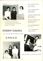 Page 44, 1966 Edition, Antonito High School - Warrior (Antonito, CO) online yearbook collection