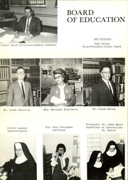 Antonito High School - Warrior (Antonito, CO) online yearbook collection, 1966 Edition, Page 8