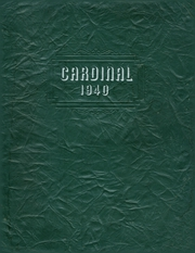 1940 Edition, Grand Valley High School - Cardinal Yearbook (Grand Valley, CO)