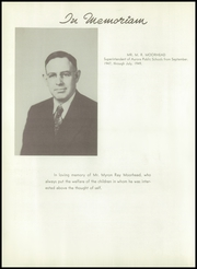 Page 12, 1950 Edition, William Smith High School - Aurora Borealis Yearbook (Aurora, CO) online yearbook collection
