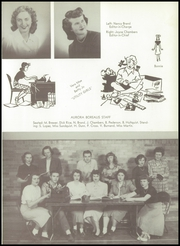 Page 13, 1950 Edition, William Smith High School - Aurora Borealis Yearbook (Aurora, CO) online yearbook collection