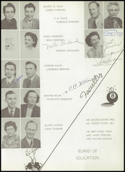 Page 17, 1950 Edition, William Smith High School - Aurora Borealis Yearbook (Aurora, CO) online yearbook collection