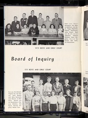 Page 14, 1951 Edition, North Hollywood High School - El Camino Yearbook (North Hollywood, CA) online yearbook collection