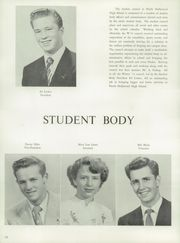 Page 14, 1952 Edition, North Hollywood High School - El Camino Yearbook (North Hollywood, CA) online yearbook collection