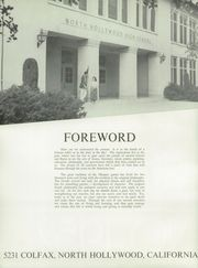 Page 8, 1952 Edition, North Hollywood High School - El Camino Yearbook (North Hollywood, CA) online yearbook collection