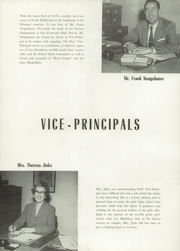 Page 12, 1956 Edition, North Hollywood High School - El Camino Yearbook (North Hollywood, CA) online yearbook collection