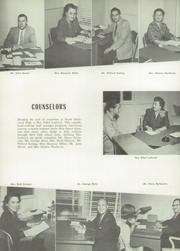 Page 14, 1956 Edition, North Hollywood High School - El Camino Yearbook (North Hollywood, CA) online yearbook collection