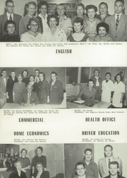 Page 16, 1956 Edition, North Hollywood High School - El Camino Yearbook (North Hollywood, CA) online yearbook collection