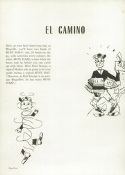 Page 8, 1956 Edition, North Hollywood High School - El Camino Yearbook (North Hollywood, CA) online yearbook collection