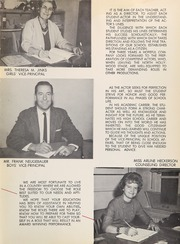 Page 13, 1962 Edition, North Hollywood High School - El Camino Yearbook (North Hollywood, CA) online yearbook collection