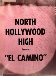 Page 7, 1962 Edition, North Hollywood High School - El Camino Yearbook (North Hollywood, CA) online yearbook collection