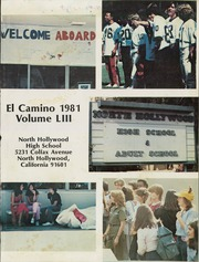 Page 5, 1981 Edition, North Hollywood High School - El Camino Yearbook (North Hollywood, CA) online yearbook collection