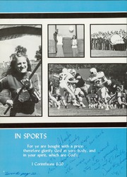 Page 12, 1979 Edition, Silver State Baptist High School - Patriot Yearbook (Lakewood, CO) online yearbook collection
