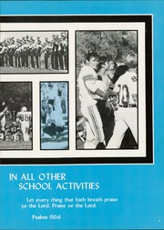 Page 13, 1979 Edition, Silver State Baptist High School - Patriot Yearbook (Lakewood, CO) online yearbook collection