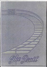 1953 Edition, St Joseph High School - Trail Yearbook (Denver, CO)
