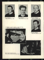 Page 10, 1953 Edition, St Joseph High School - Trail Yearbook (Denver, CO) online yearbook collection
