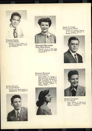 Page 16, 1953 Edition, St Joseph High School - Trail Yearbook (Denver, CO) online yearbook collection