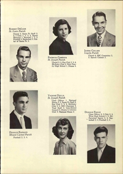 Page 17, 1953 Edition, St Joseph High School - Trail Yearbook (Denver, CO) online yearbook collection