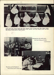 Page 9, 1953 Edition, St Joseph High School - Trail Yearbook (Denver, CO) online yearbook collection