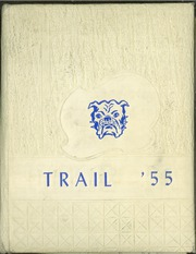 1955 Edition, St Joseph High School - Trail Yearbook (Denver, CO)