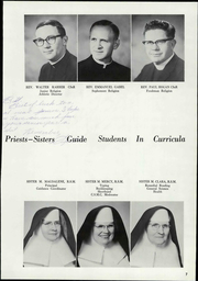 Page 11, 1962 Edition, St Joseph High School - Trail Yearbook (Denver, CO) online yearbook collection