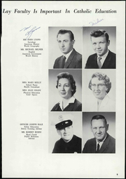 Page 13, 1962 Edition, St Joseph High School - Trail Yearbook (Denver, CO) online yearbook collection