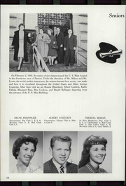 Page 16, 1962 Edition, St Joseph High School - Trail Yearbook (Denver, CO) online yearbook collection