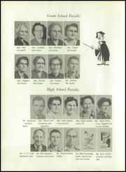 Page 10, 1958 Edition, Walsh High School - Nest Yearbook (Walsh, CO) online yearbook collection