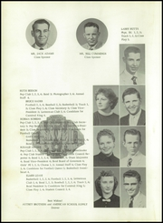 Page 12, 1958 Edition, Walsh High School - Nest Yearbook (Walsh, CO) online yearbook collection