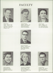Page 11, 1958 Edition, Leadville High School - Sentinel Yearbook (Leadville, CO) online yearbook collection