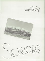 Page 13, 1958 Edition, Leadville High School - Sentinel Yearbook (Leadville, CO) online yearbook collection