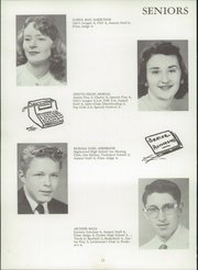 Page 16, 1958 Edition, Leadville High School - Sentinel Yearbook (Leadville, CO) online yearbook collection