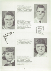 Page 17, 1958 Edition, Leadville High School - Sentinel Yearbook (Leadville, CO) online yearbook collection
