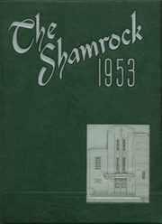 Page 1, 1953 Edition, Pueblo Catholic High School - Shamrock Yearbook (Pueblo, CO) online yearbook collection