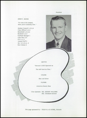 Page 15, 1958 Edition, Granada High School - Bobcat Yearbook (Granada, CO) online yearbook collection