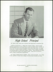 Page 8, 1958 Edition, Granada High School - Bobcat Yearbook (Granada, CO) online yearbook collection